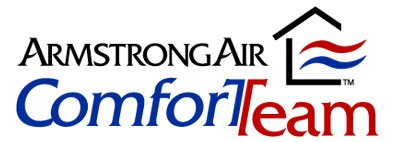We are now a certified Armstrong Air Comfort Team