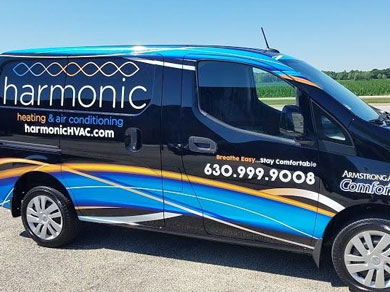 Harmonic is expanding our service coverage! Call or click today to learn more about the areas we now serve.