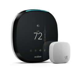 Ecobee 4 - More than a smart thermostat.