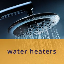 New water heaters, hot water heater repair and replacement!